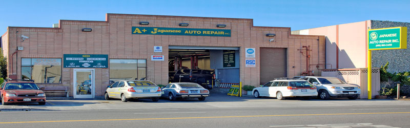 Aplus Japanese auto Repair