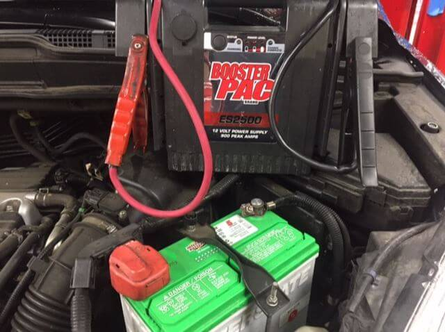 How To Properly Jump Start A Dead Battery